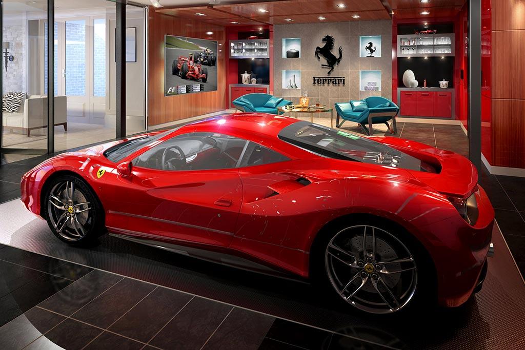 Прибыль с продажи одной Ferrari оказалась в десятки и даже сотни раз выше других производителей