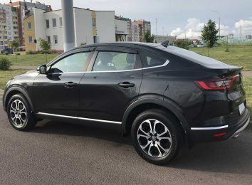 Renault Arkana Style