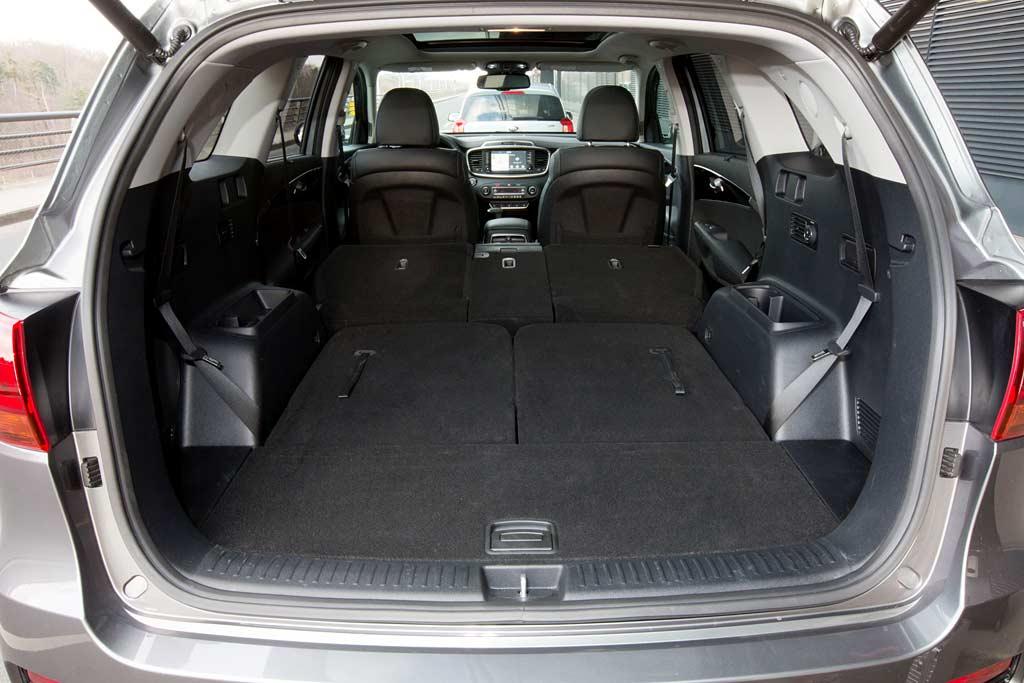 Багажник KIA Sorento Prime