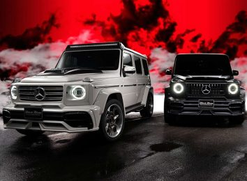 Wald G63 Black Bison
