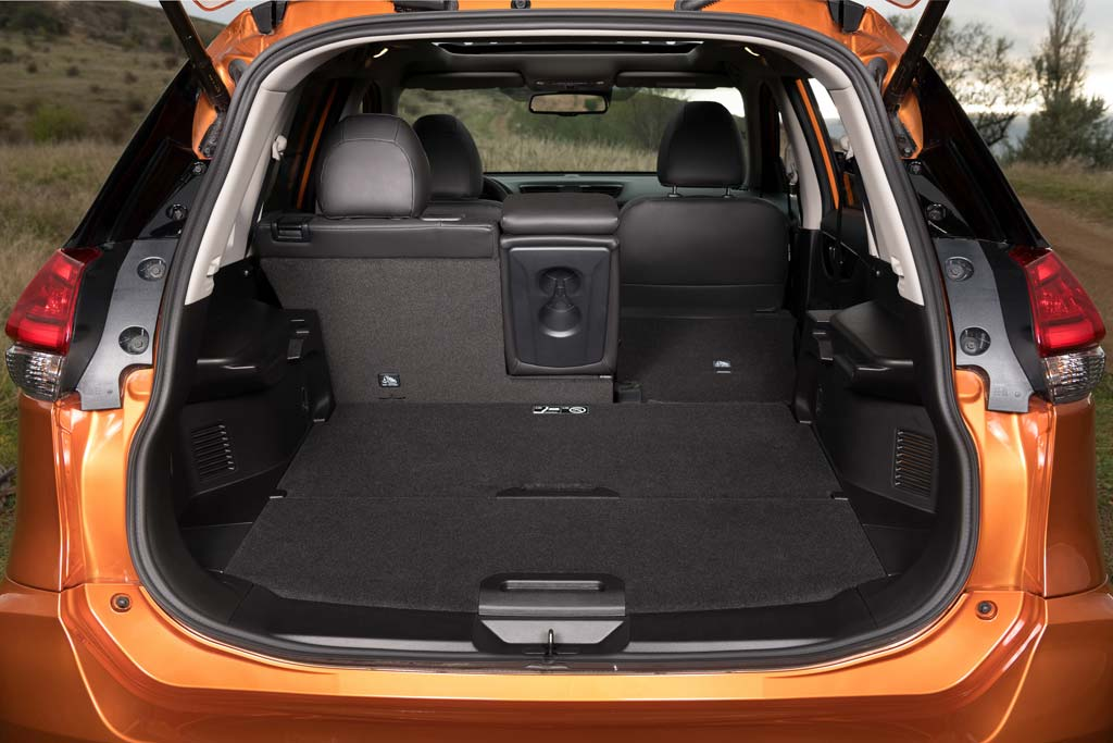 Багажний Nissan X-Trail 3