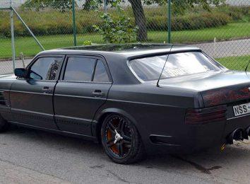 Mercedes-Benz 280 SE (W126)