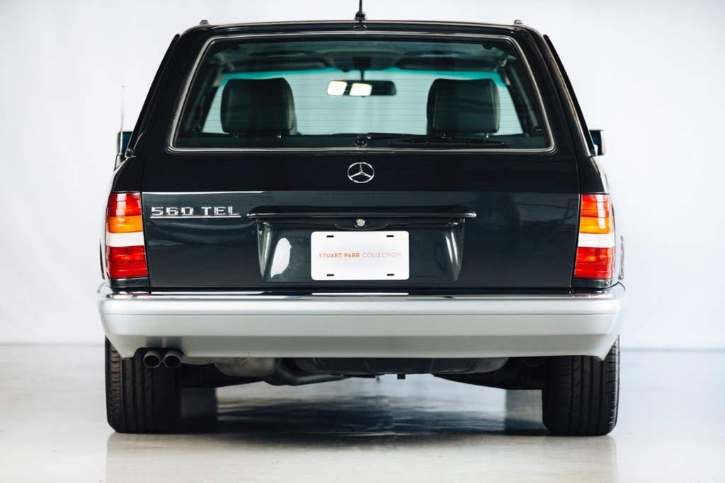 Mercedes S-Class Estate W126