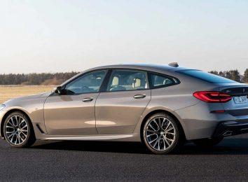 BMW 6-Series GT 2021