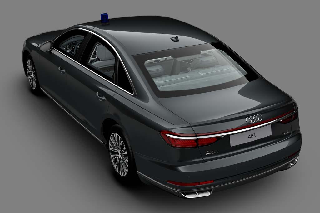 Audi A8L Security