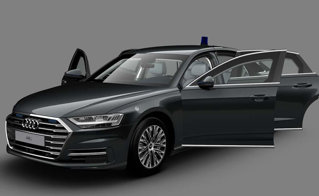 В России начали продавать Audi A8 за 55 млн рублей: покупателей будут выбирать в Германии