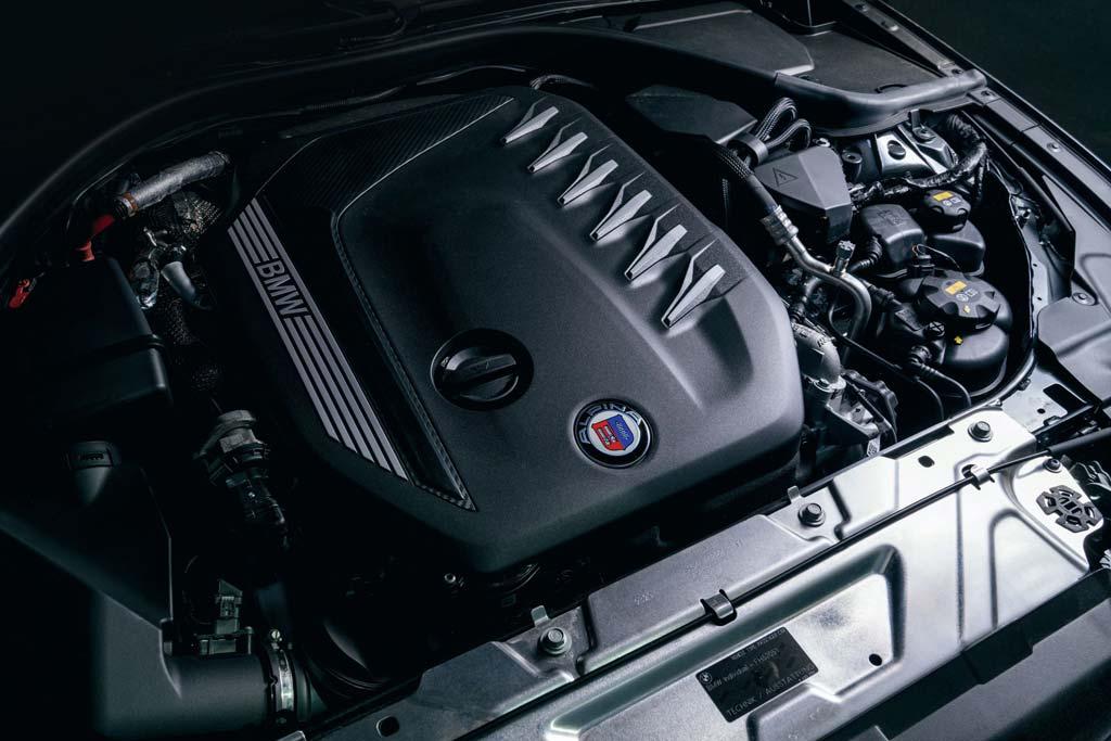 BMW Alpina D3 S (G20)