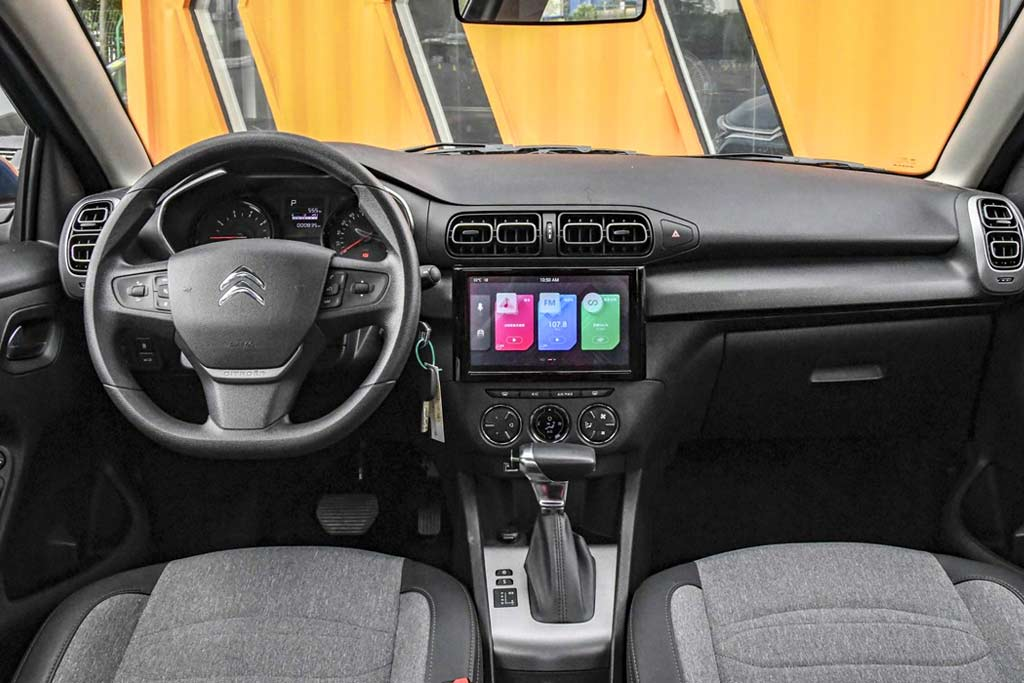 Альтернатива Весте Кросс от французов: псевдовседорожный седан Citroen C3L