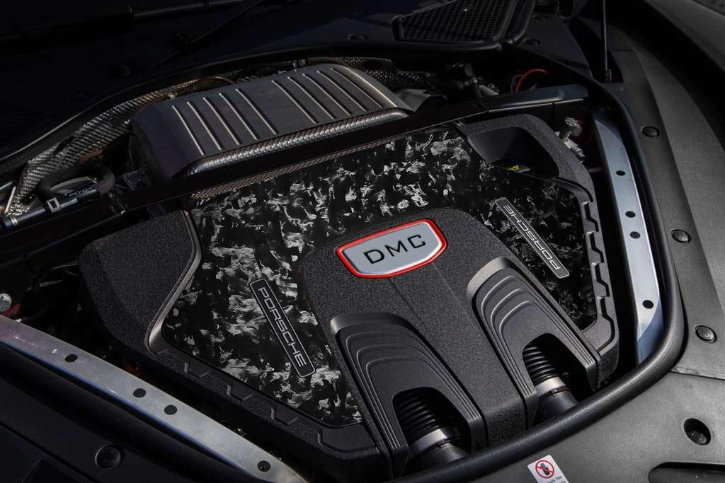 DMC Panamera 4S