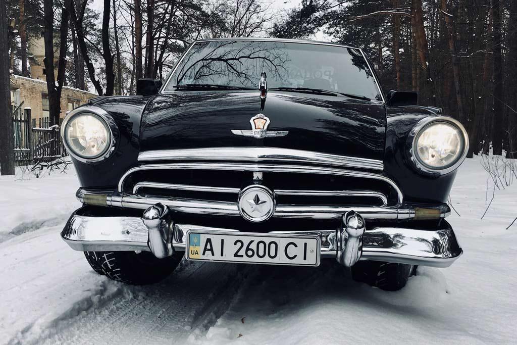 ГАЗ-21 пикап