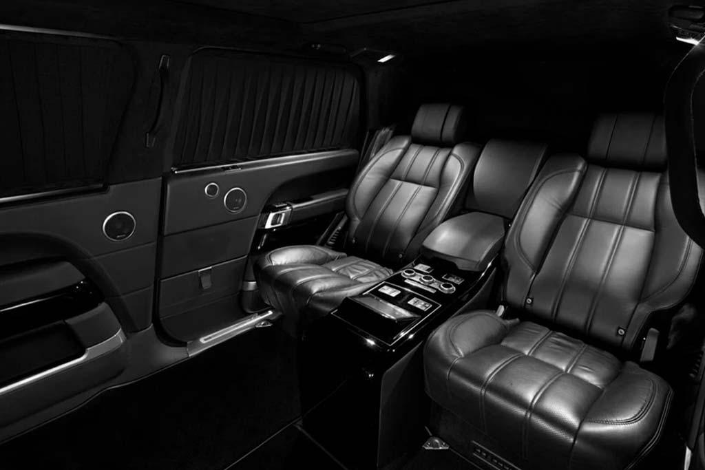 Klassen Range Rover SVA