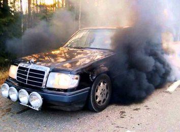 Дизельный Mercedes