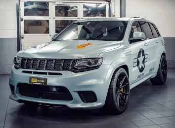 O.CT Tuning Grand Cherokee Trackhawk