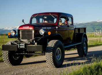 Dodge Power Wagon 1949