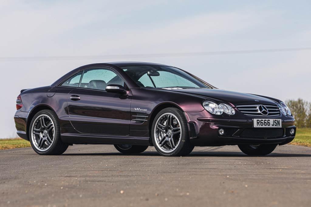 Mercedes-Benz SL65 AMG (R230)