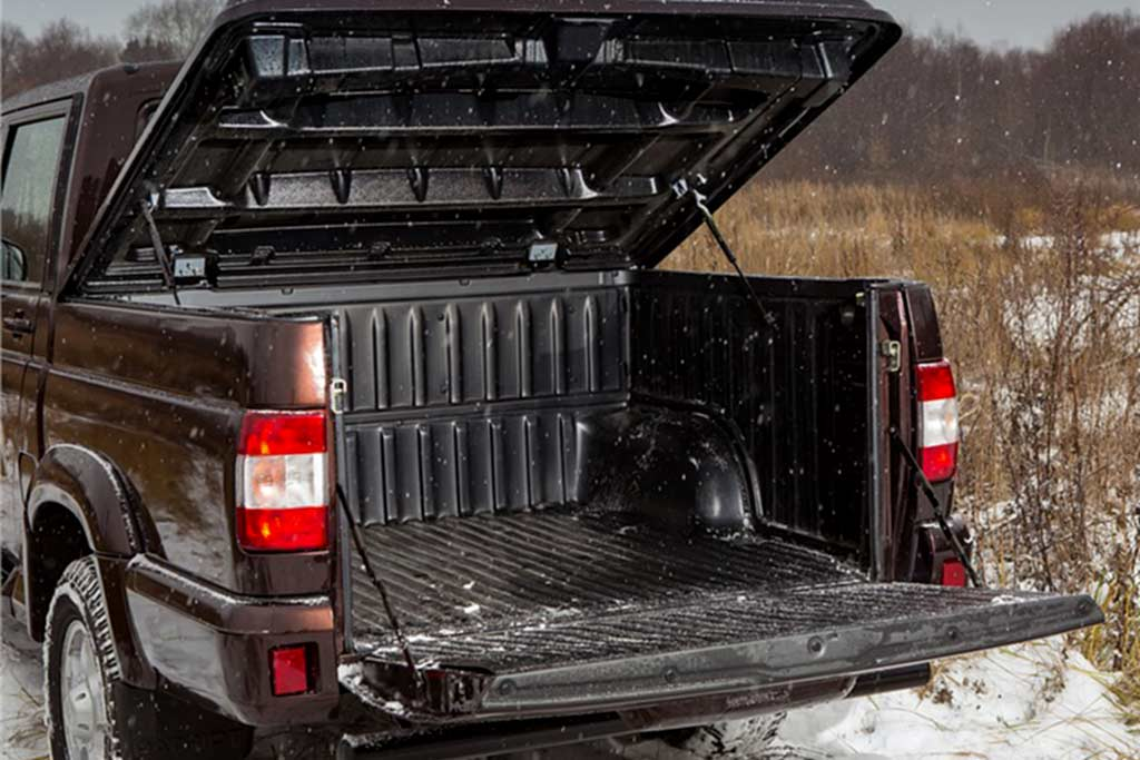 Багажник UAZ Patriot Pickup