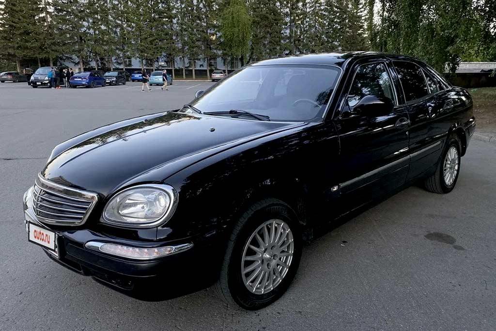 ГАЗ-3111
