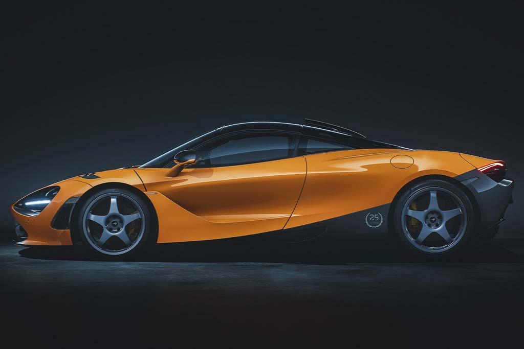McLaren 720S Le Mans SE