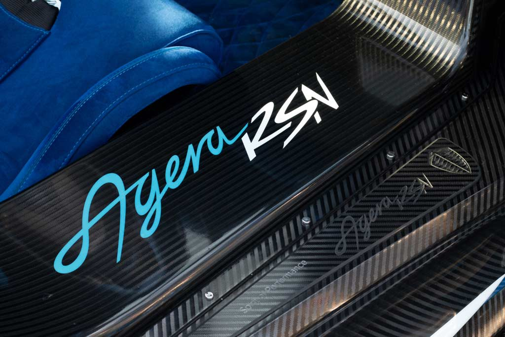 Koenigsegg Agera RSN