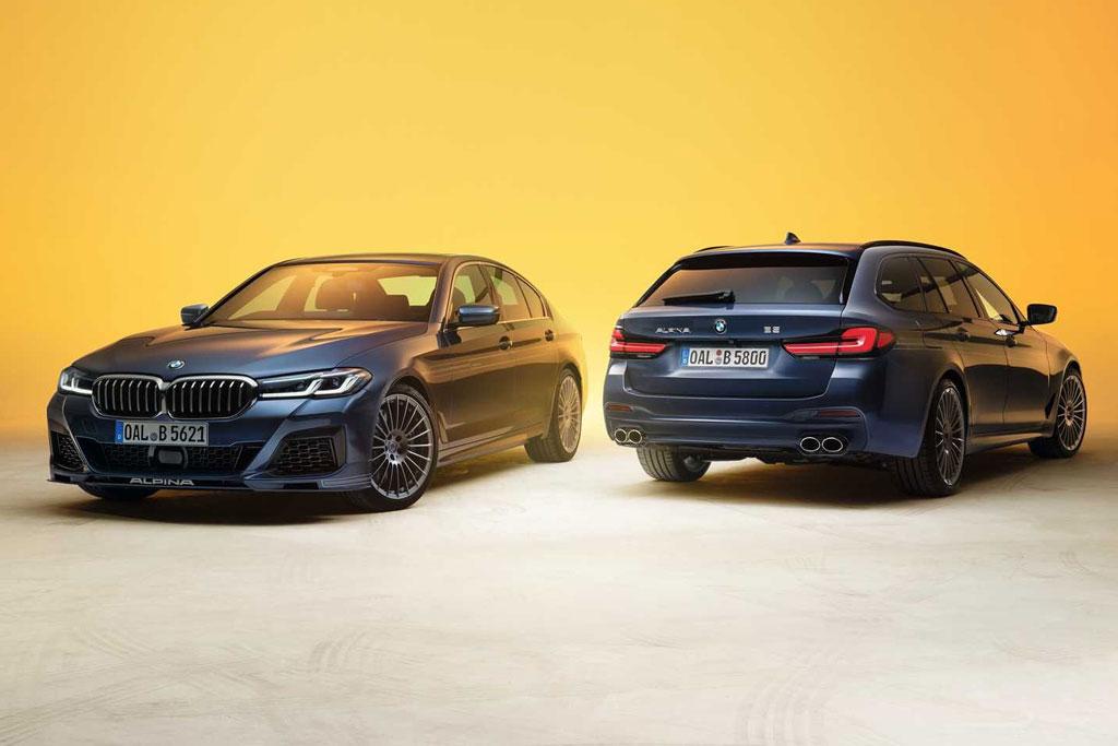 BMW Alpina B5 2021