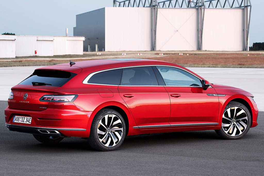 VW Arteon Shooting Brake