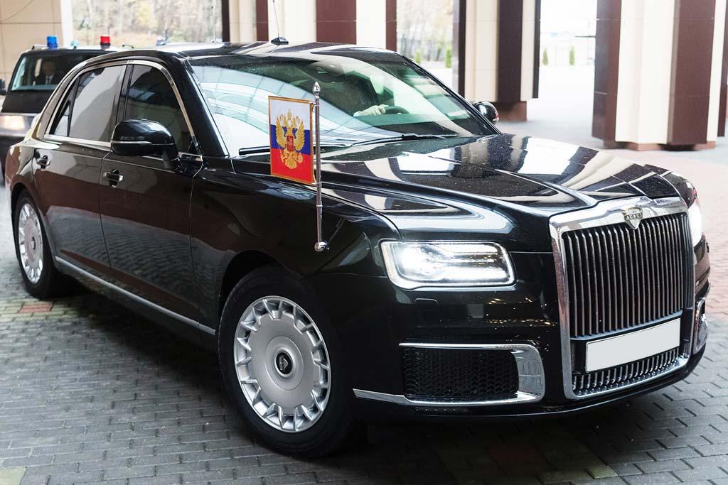 До 90% всех компонентов автомобилей Aurus будет производиться в России