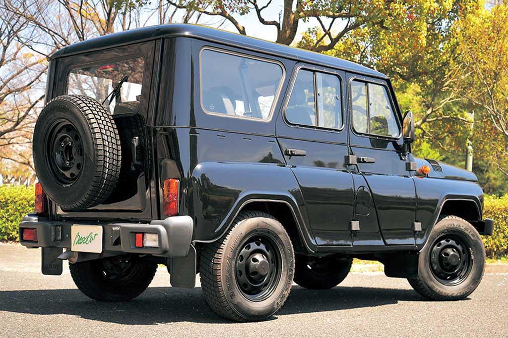 Японский журналист протестировал UAZ Hunter: вот его впечатления о нашей машине