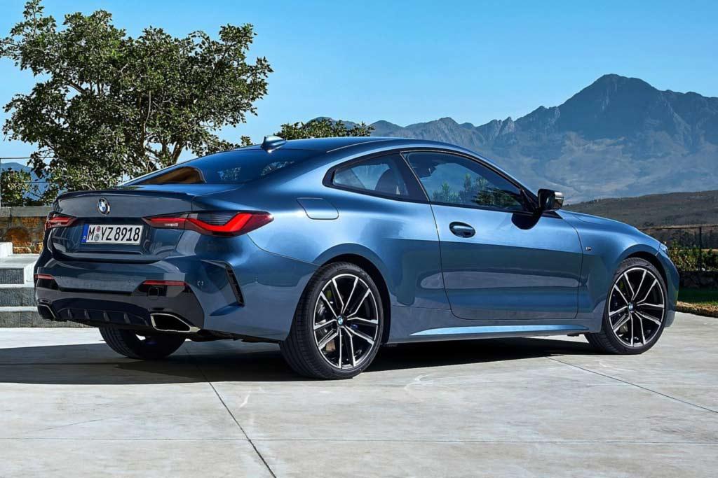 BMW 4-Series (G22)