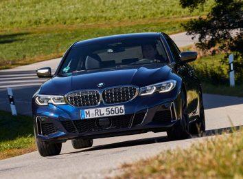 BMW 3 серии седан