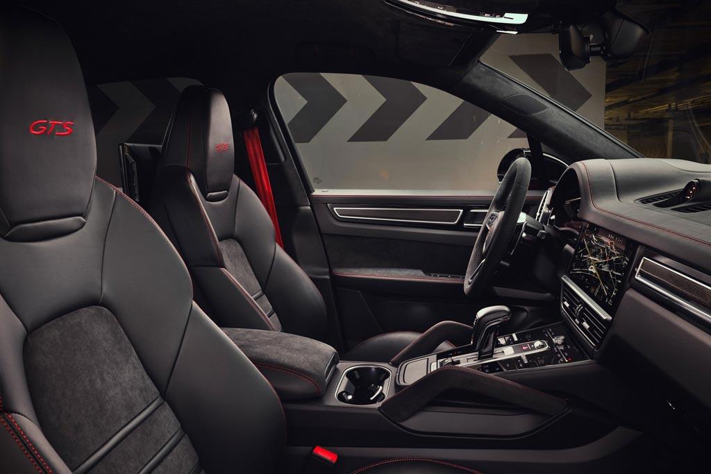 Porsche Cayenne GTS 2020: со сменой поколения получил новый движок