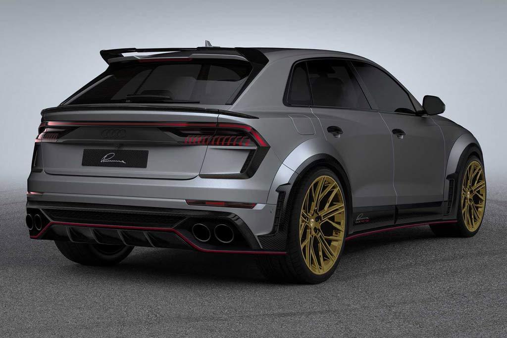 Audi Q8 CLR RS