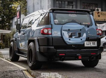 Atoy Customs FJ Cruiser