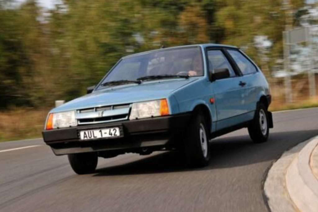 ВАЗ-2108 1992