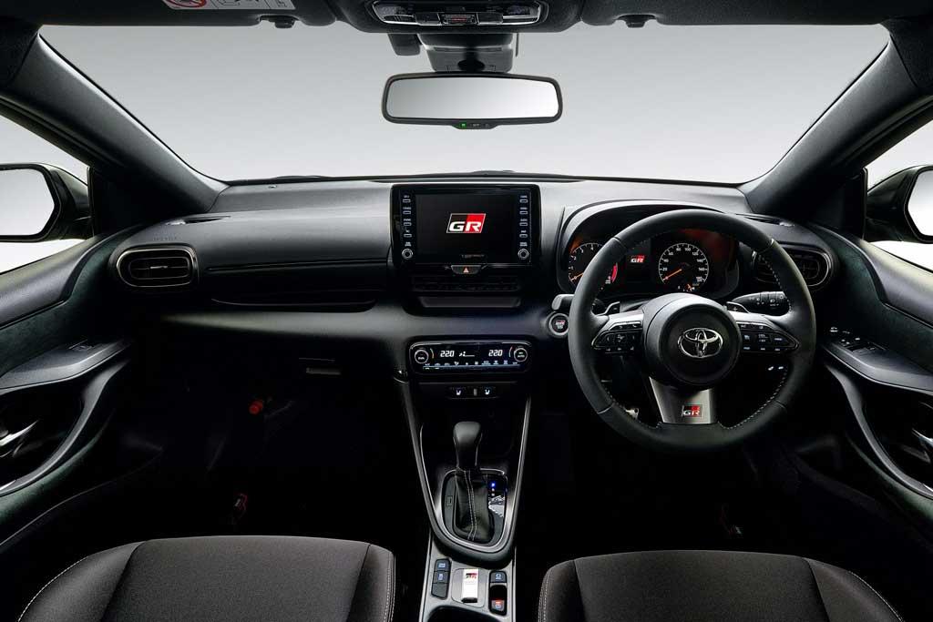 Toyota GR Yaris RS