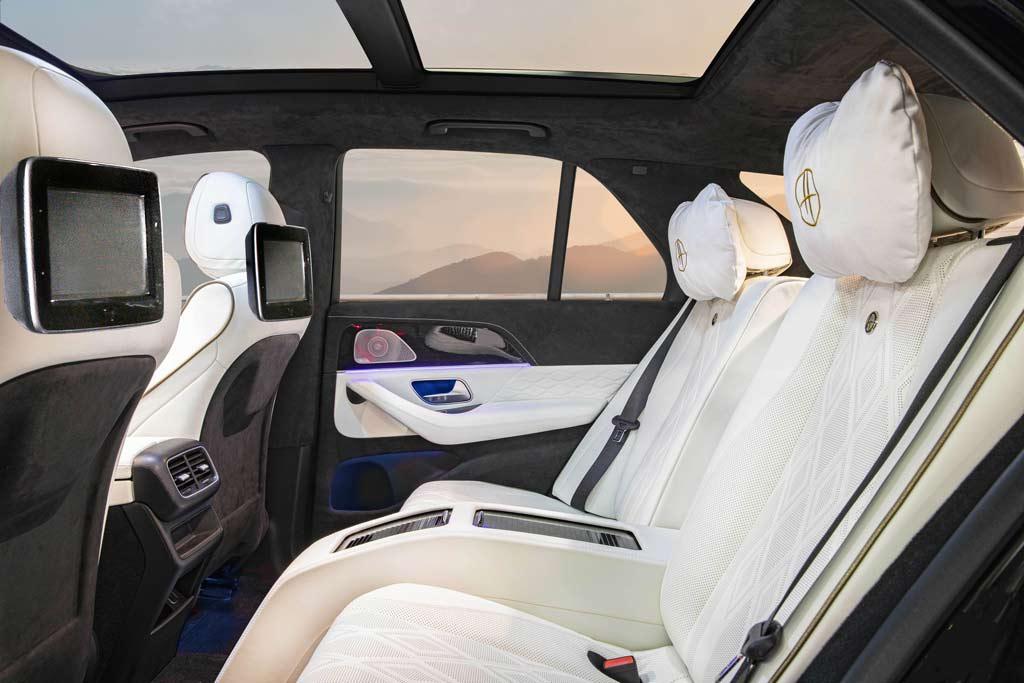 В ателье Hofele постарались приблизить новый Mercedes GLE к моделям Maybach