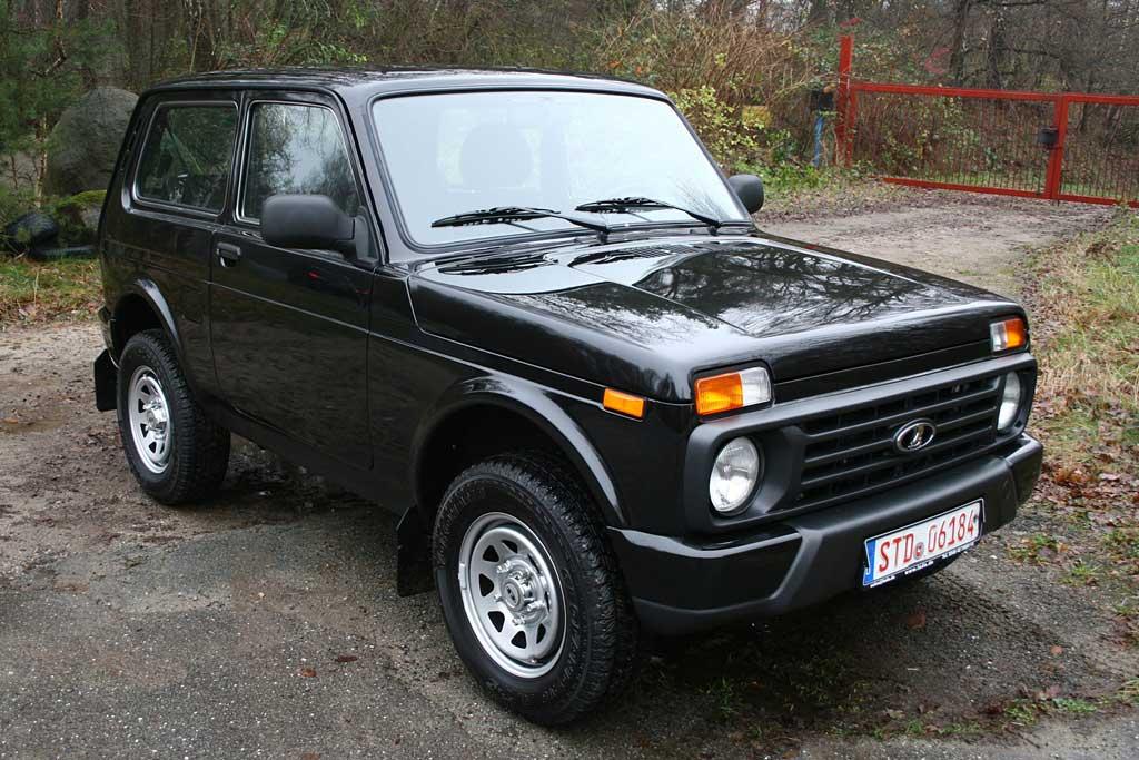 Ниву не спасли: продажа внедорожников Lada 4×4 в Европе завершена
