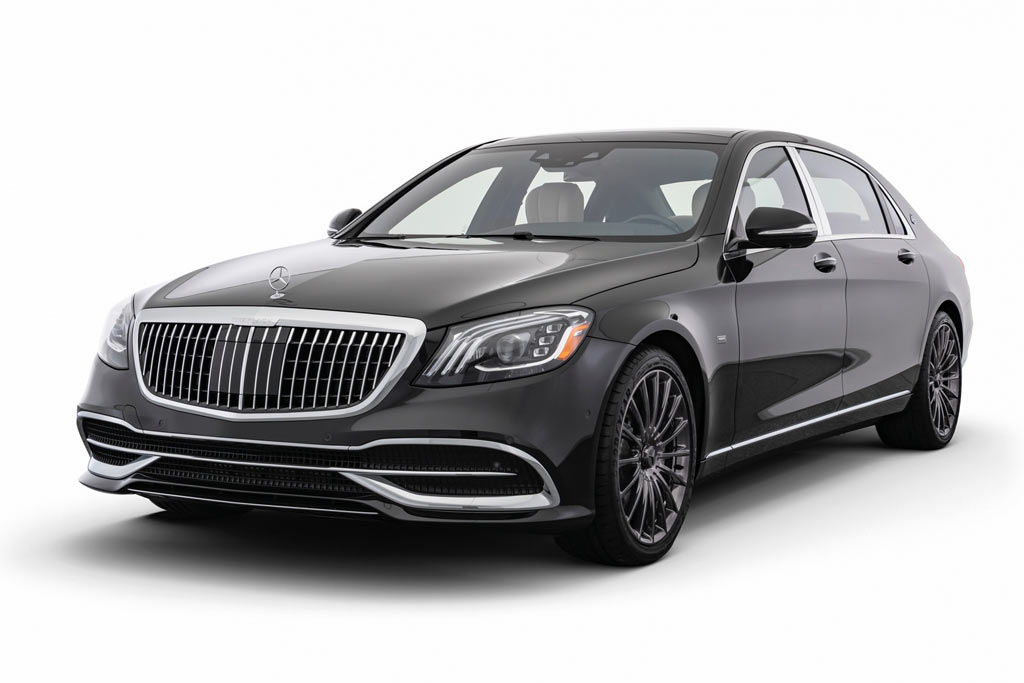 Mercedes-Maybach S 650 Night Edition
