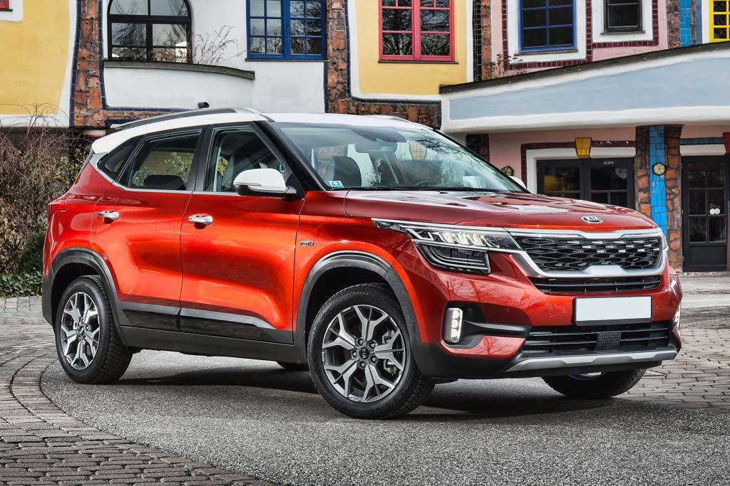 На кроссоверах Kia Seltos выявлен дефект: продажи новых машин приостановлены
