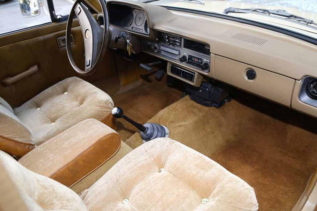 Загляните в необычный кемпер со всем необходимым на базе Toyota Sunrader 1981 года