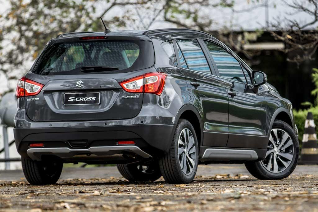 Новый кузов Suzuki SX4 2020