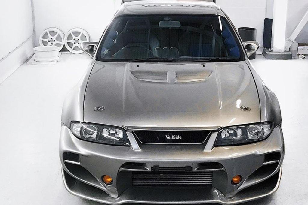 Veilside Skyline GT-R R33
