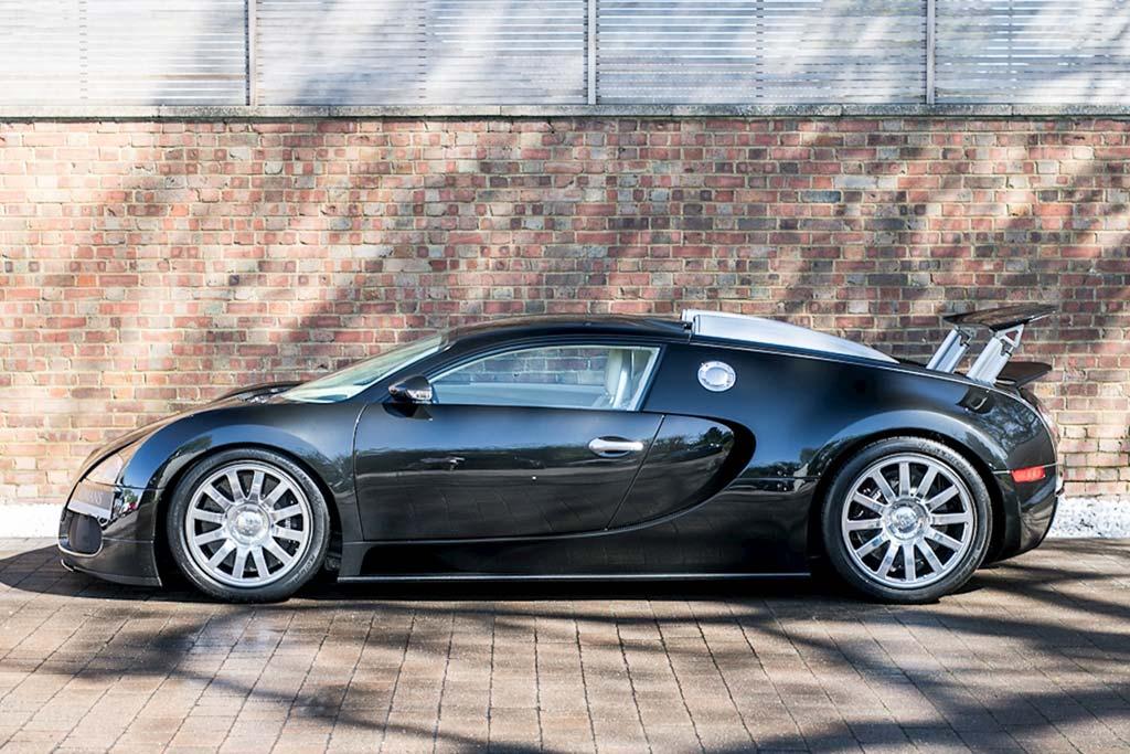 Bugatti Veyron 2007