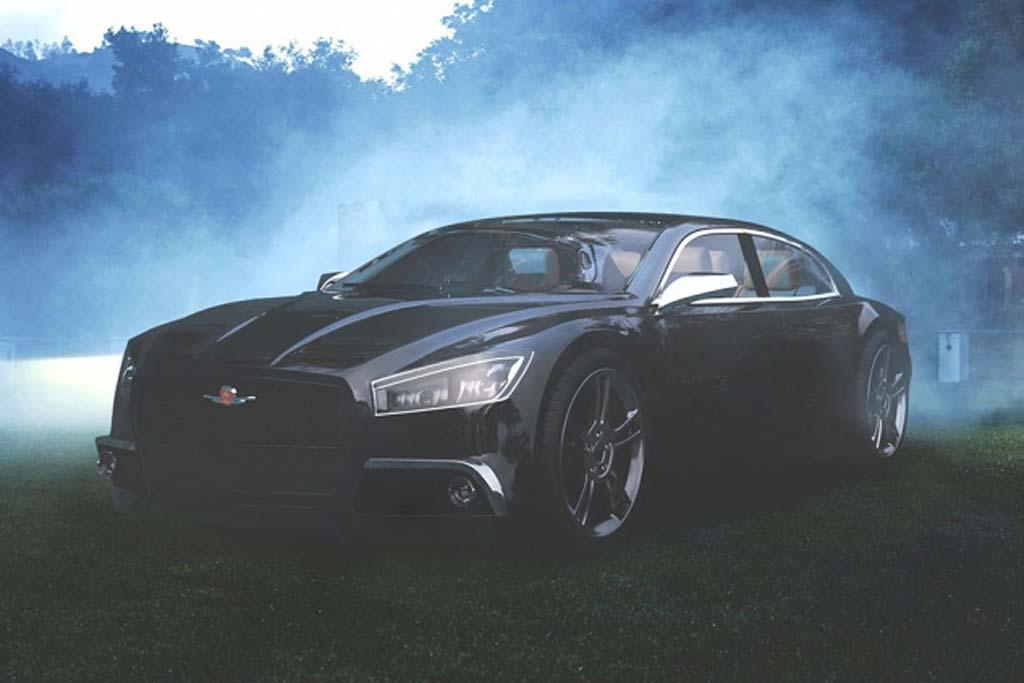 GAZ Volga 2020: современный взгляд на классическую модель