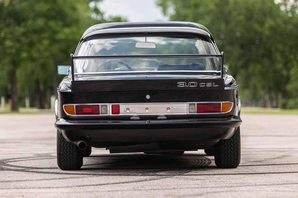 Редкий трековый BMW 3.0 CSL 1972 года кочует по аукционам: но цена только падает