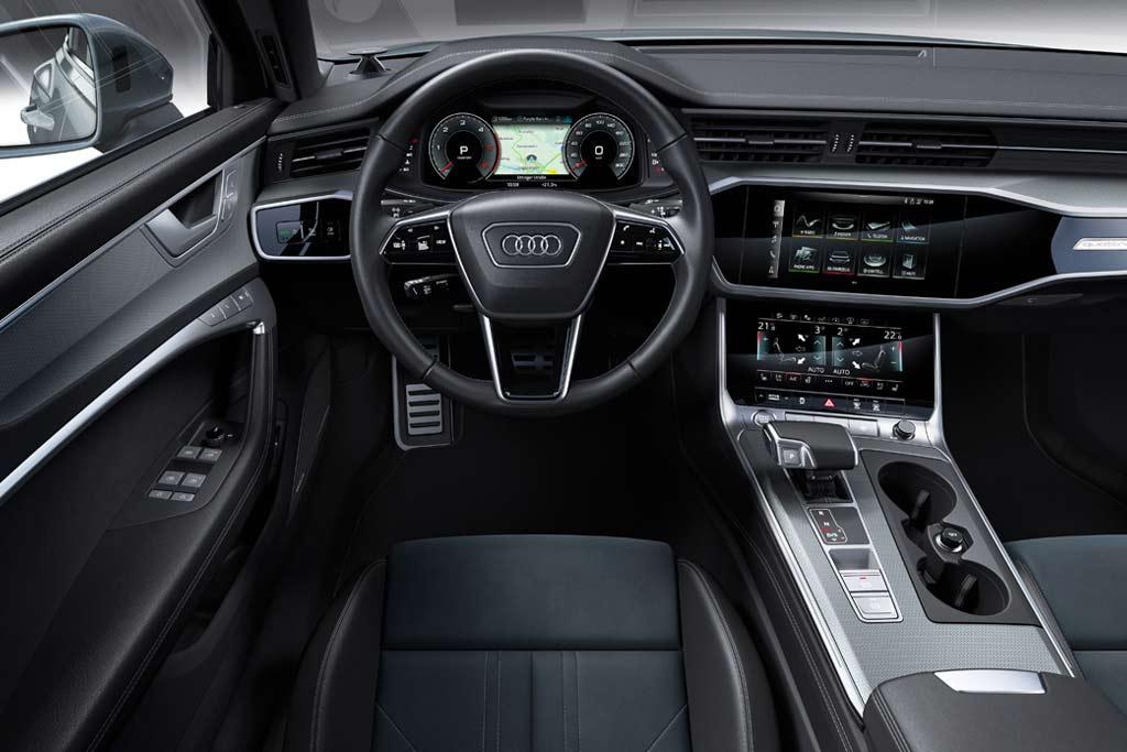 Новый Audi A6 Allroad (C8) добрался до России: пока в дорогой юбилейной спецверсии