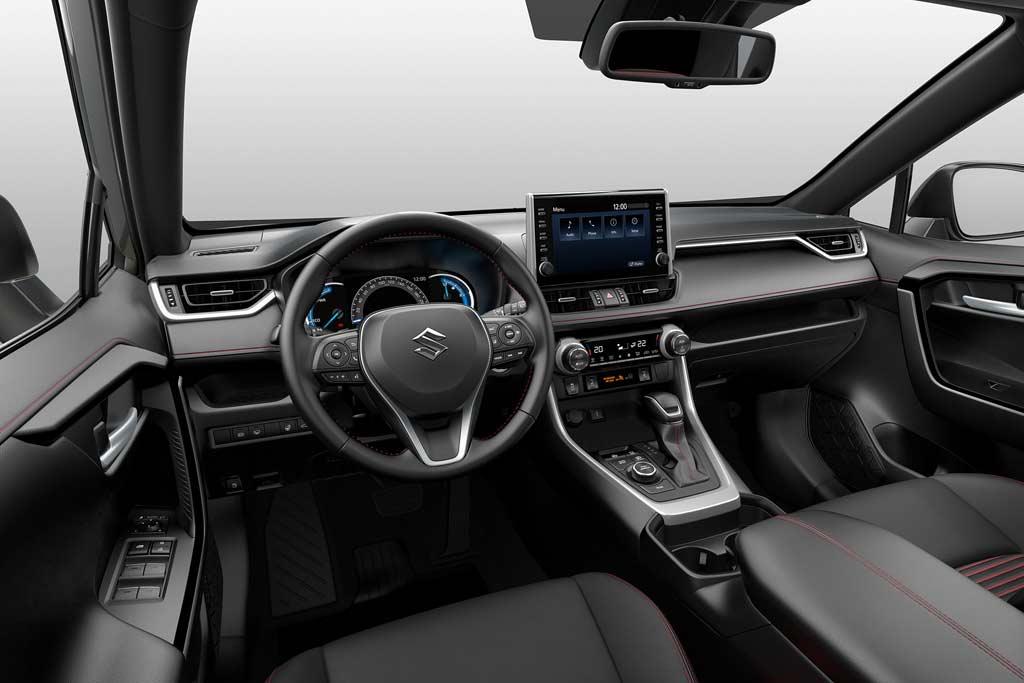 Suzuki Across 2021