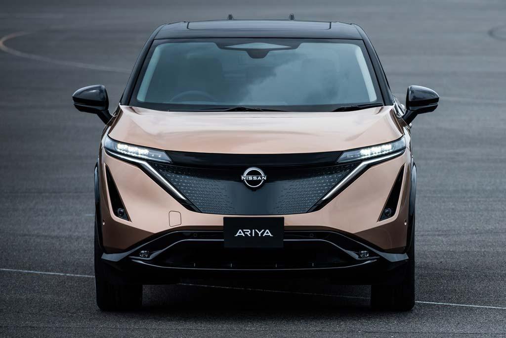 Nissan Ariya: модный электрический кроссовер, который может появиться в России