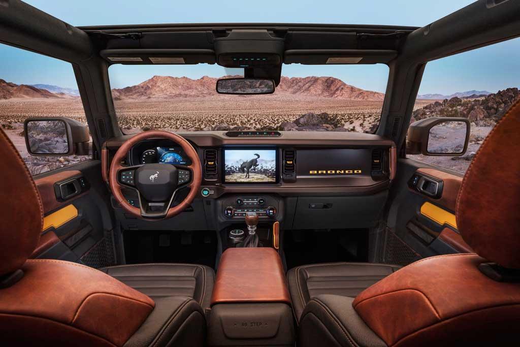Ford возродил внедорожник Bronco: теперь это прямой конкурент Вранглера