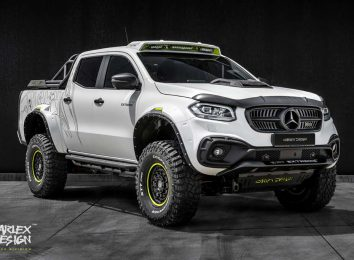 Pickup Design X-Class