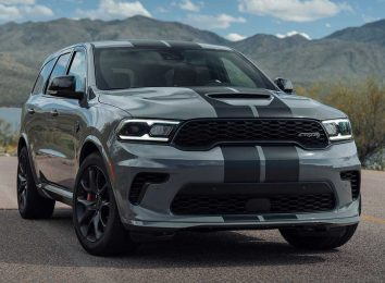 Dodge Durango SRT 2021